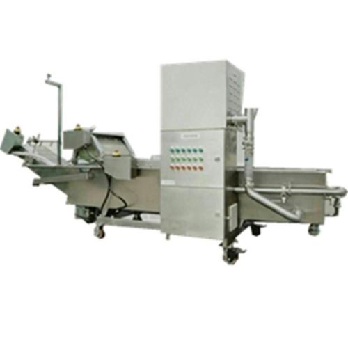 蔬菜清洗主要采取哪几种方式?青岛气泡清洗机