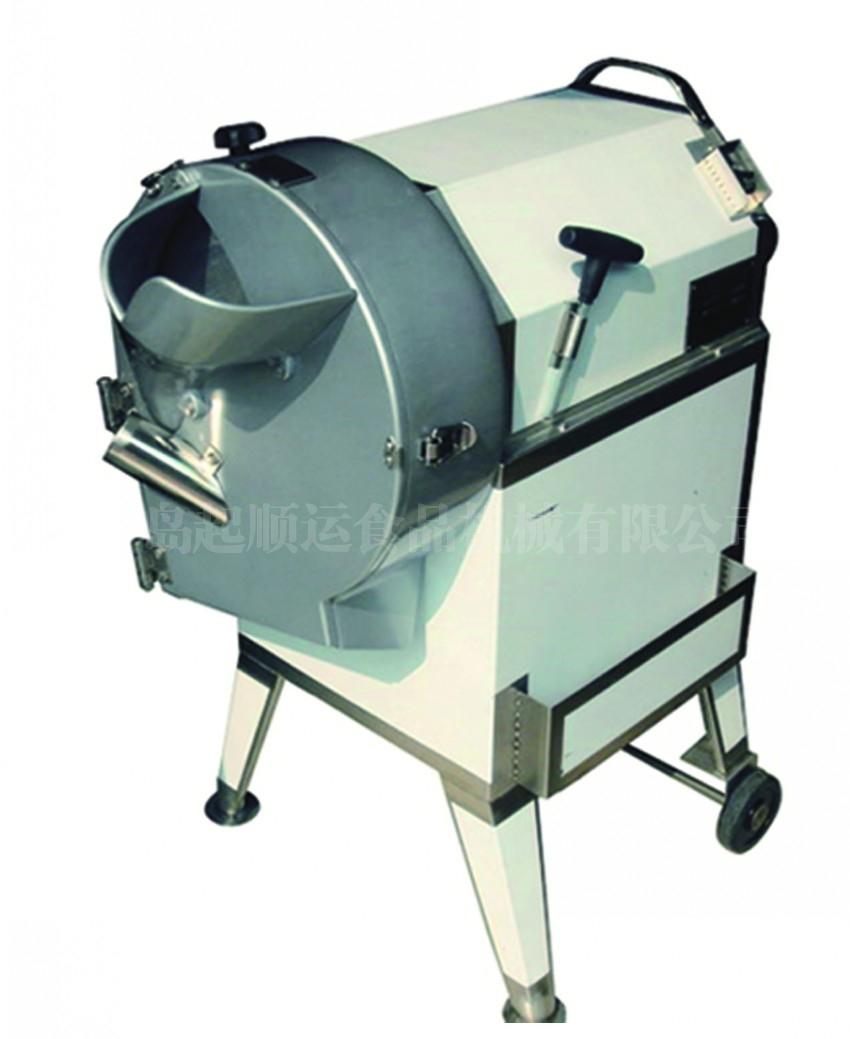 海阳球茎类切菜机